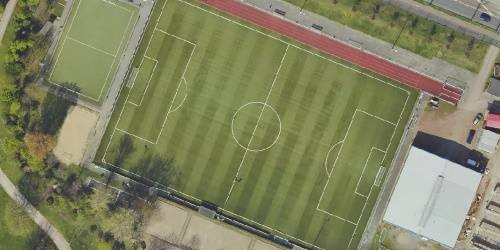 Bezirkssportanlage Heerdt / Oberkassel (CfR links)
